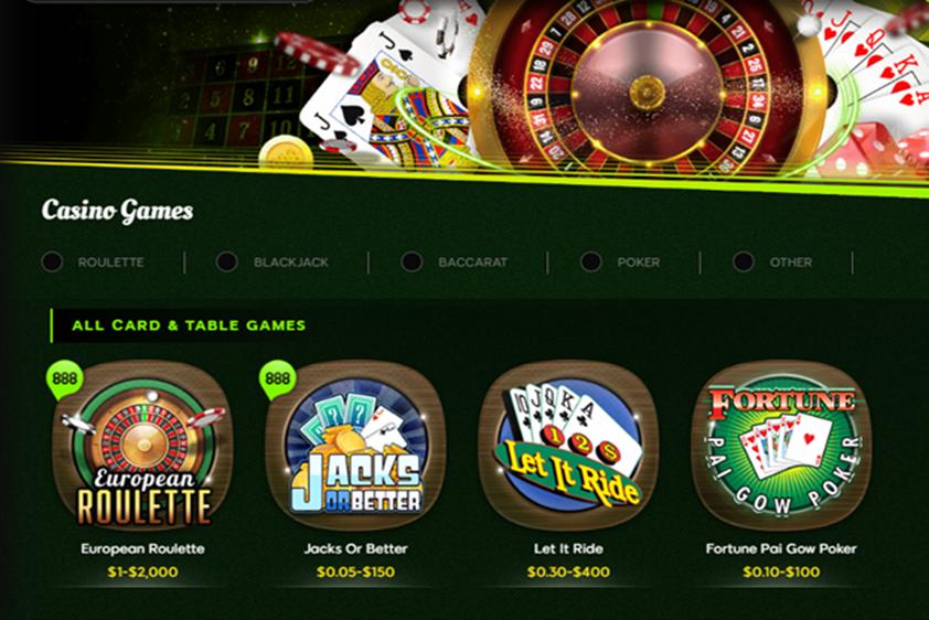 888 Casino Com